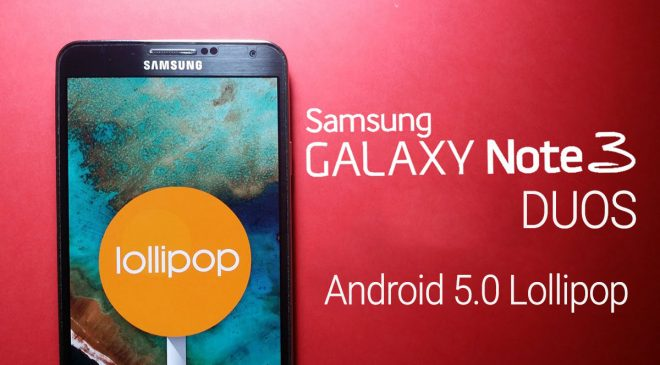 Samsung Note 3 Dous N9002 Twrp For Android 5.0 Lollipop