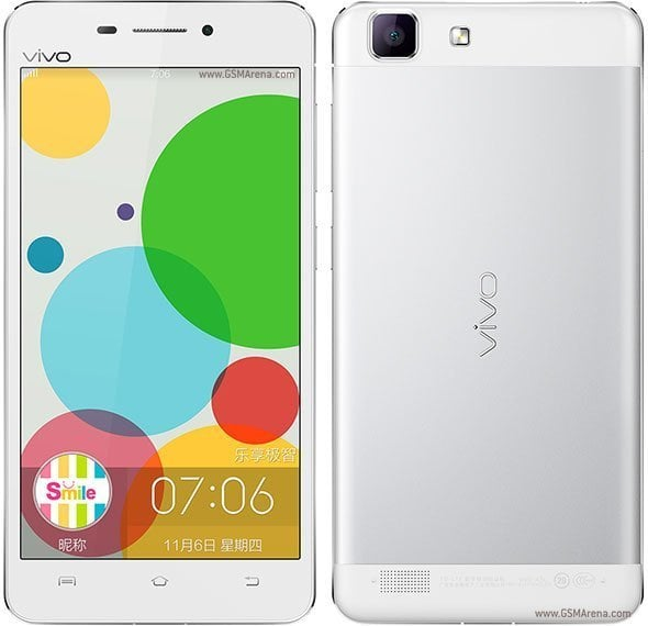 Vivo X5  Firmware