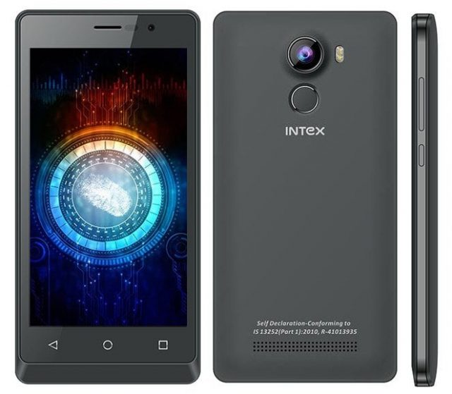 How To Flash Intex Aqua Secure With Stock Flash Files