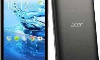 Acer Liquid Z520 MT6582 Official Firmware Flash Files