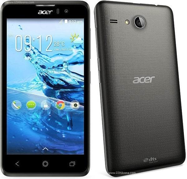 Acer Liquid Z520 Android 4.4.2 Official Stock Firmware Flash Files
