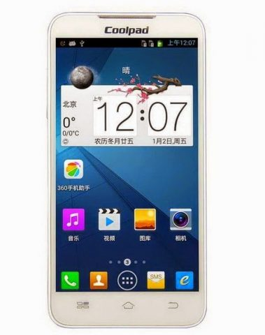 Coolpad Note 3S MSM8929 Official Firmware Flash Files | Aio