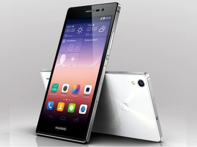 Huawei Ascend P7 B621 Firmware