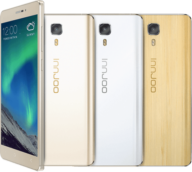 Innjoo Fire Plus Firmware