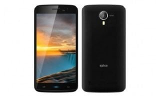 Spice Mi 551 MT6582 Official Firmware Flash Files