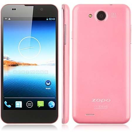 Zopo C3 Official Firmware Flash Files