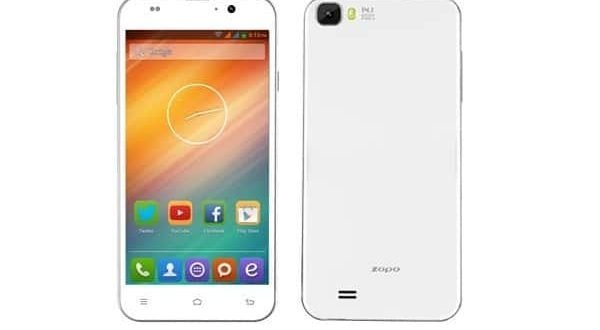 Download firmware zopo zp980+. Update to android 8, 7. 1.