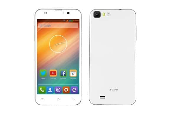 Zopo Zp980 Plus Firmware