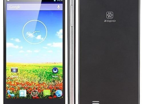 Zopo zp980 stock firmware rom (flash file).