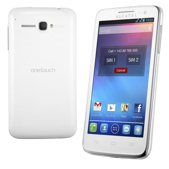 Alcatel One Touch X Pop 5035E Firmware
