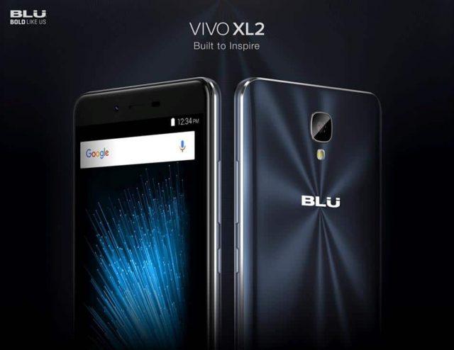 BLU Vivo XL2 V0070UU Firmware
