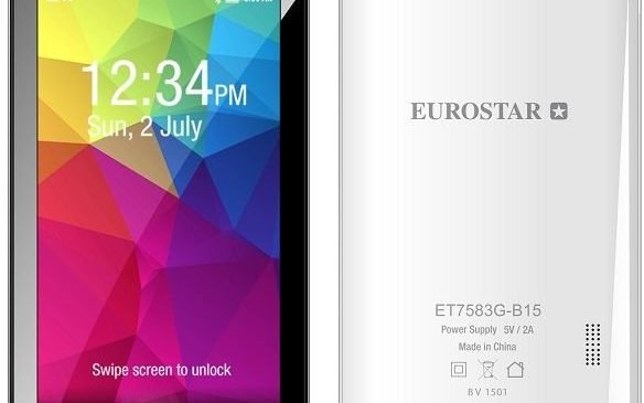 Eurostar ET7583G-B15 Mt6572 Android 4 4 2 Official Firmware Flash