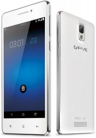 GFive XHero 9 Official Stock Firmware Flash File