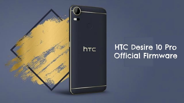 HTC Desire 10 Pro MT6755 Official Stock Firmware Sp Flash Tool Files
