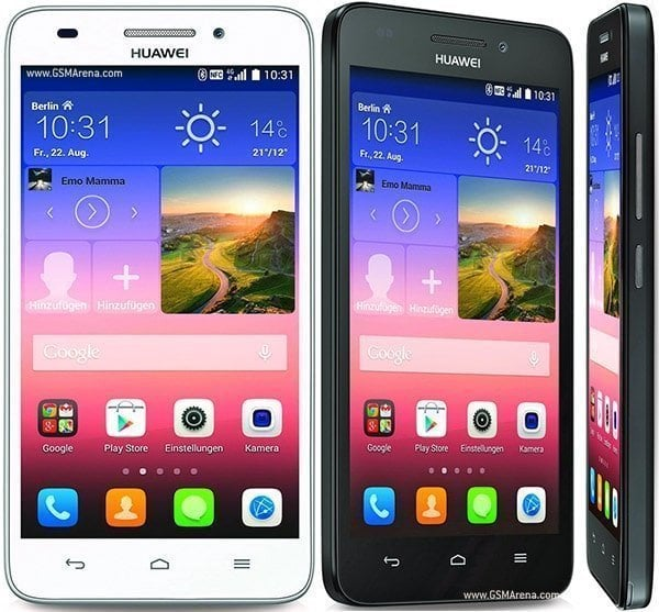 Huawei Ascend G620s Firmware Flash Files