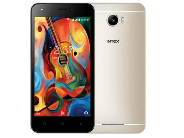 Intex Aqua Trend Lite Android 6.0 Flash Files