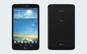 LG G Pad 8.3 LTE VK810 Official Stock Firmware Kdz Flash File