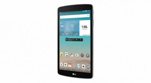 LG G Pad F 8.0 AK495 Official Stock Firmware Kdz Flash File