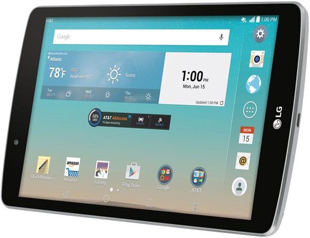LG G Pad F 8.0 UK495 Firmware