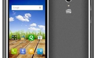 Micromax Canvas Amaze Q395 MT6580 Official Firmware Flash Files