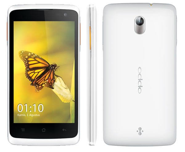 Oppo Find Muse R821 Firmware