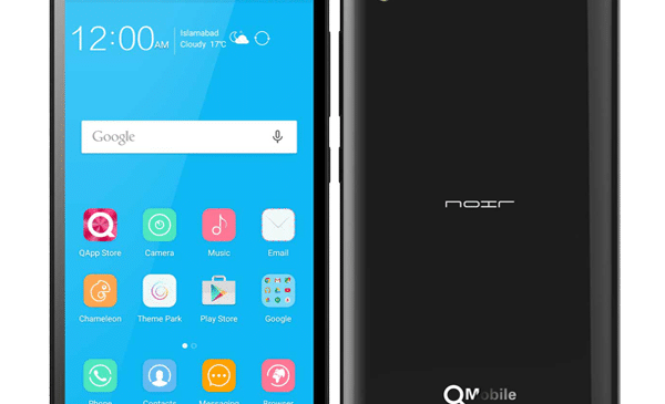 Qmobile W80 Official Firmware Flash Files