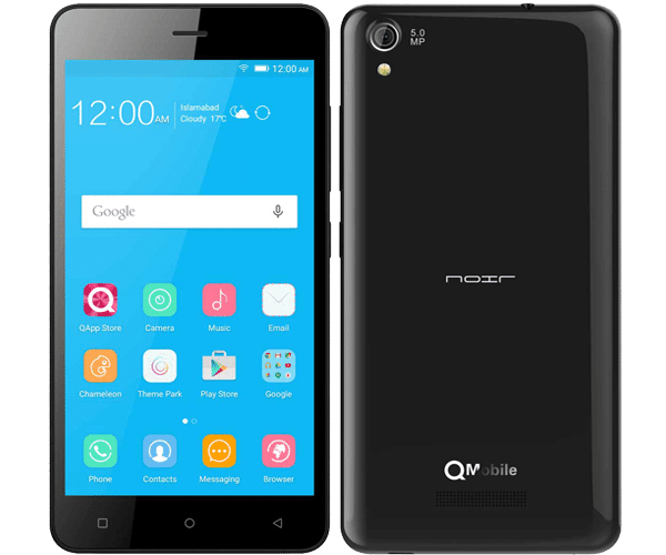 [Stock Rom] QMobile W80 Firmware Flash Files