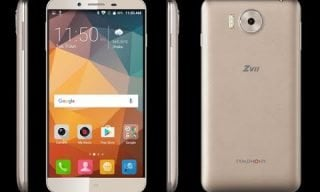 Symphony ZVII Official Firmware Flash File