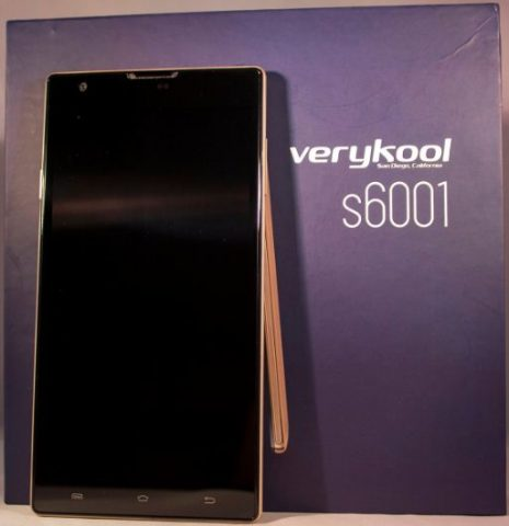 Verykool Cyprus S6001 Android 4.4.2 Sp Flash Tool Files