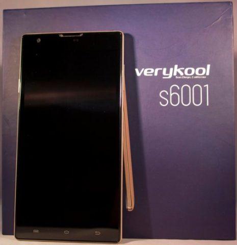Verykool Cyprus S6001 Firmware