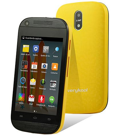 Verykool S3501 Lynx Android 4.4.2 Sp Flash Tool Files