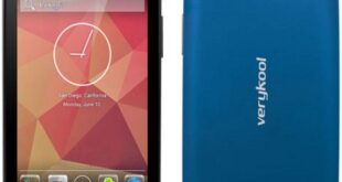 Verykool S400 Official Firmware Flash Files