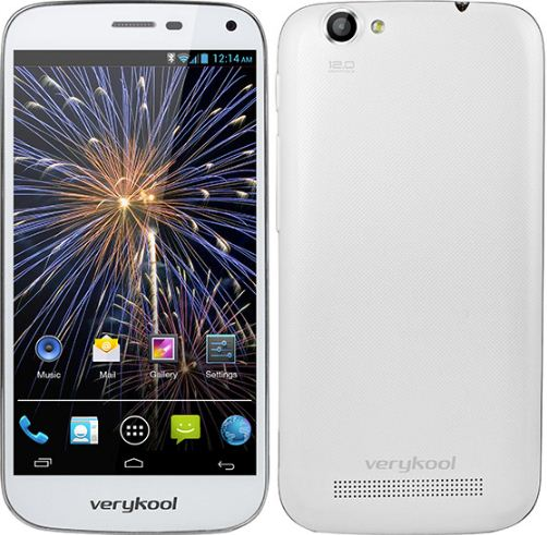 Verykool s505 Android 4.4.2 Sp Flash Tool Official Stock Firmware Files