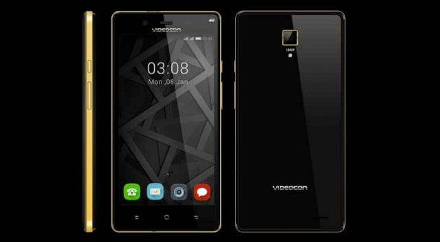 Videocon Z55 Krypton Official Firmware Flash Files