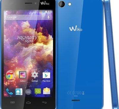 Wiko Highway Signs MT6592 Official Firmware Flash Files