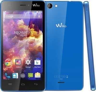 Wiko Highway Signs Official Firmware Flash Files
