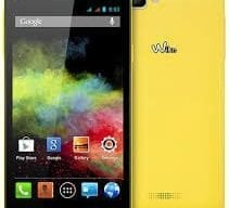 Wiko Rainbow MT6582 Android 4.4.2 Official Firmware Flash Files