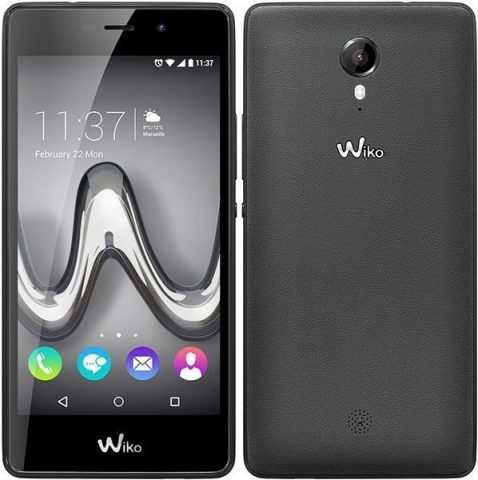 Wiko Tommy Android 6.0 Update Flash Files