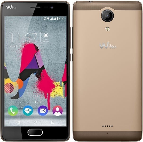 Wiko U Feel Lite Official Stock Firmware Flash Files Android 6.0.1