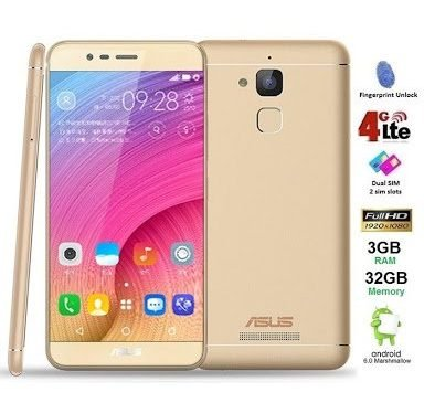 Asus Zenfone Pegasus 3 X008 MT6737 Firmware Flash Files