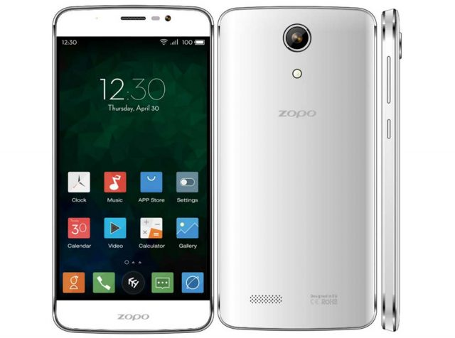 Zopo Speed 7 ZP951 Official Stock Firmware SP Flash Tool Files