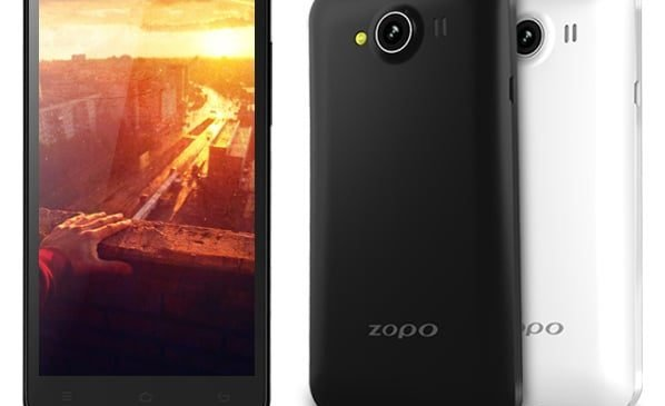 Zopo ZP600 Official Firmware Flash Files