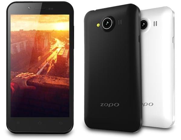 Zopo ZP600 Firmware