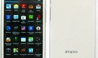 Zopo ZP800 Official Stock Firmware Flash Files Rom