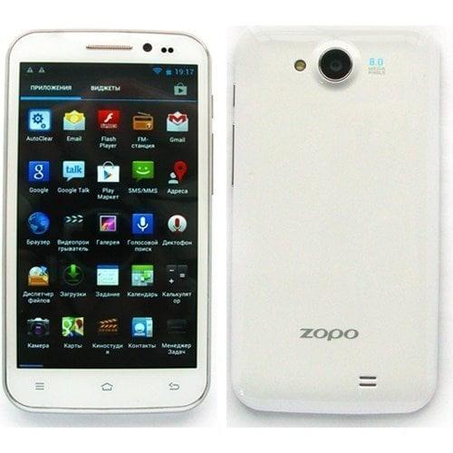 Zopo ZP800 Firmware