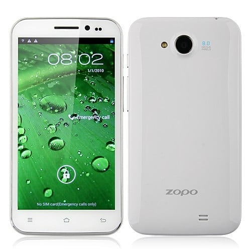 Zopo ZP820 Firmware Flash Files