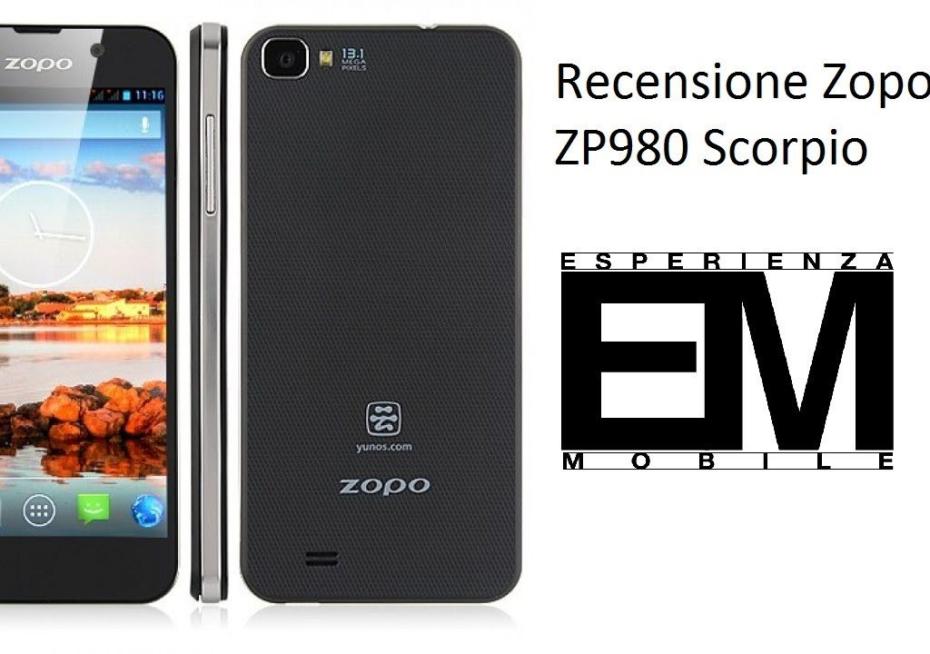 How to install miui 8 on zopo zp980.