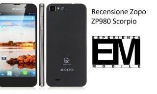 Zopo ZP980 Official Firmware Flash Files