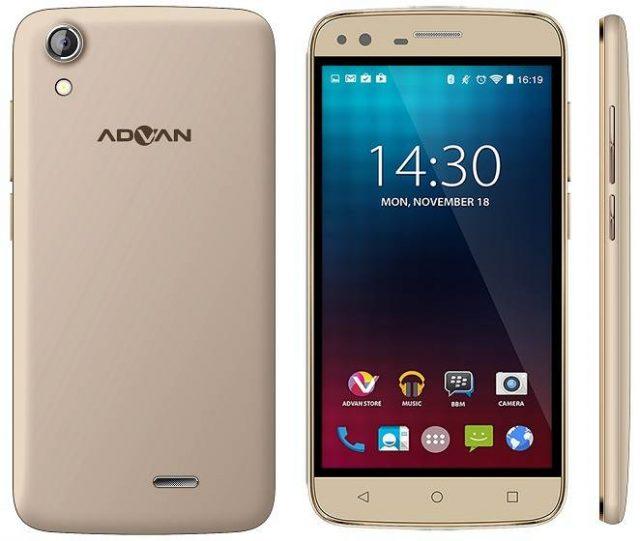 Advan i5 Firmware