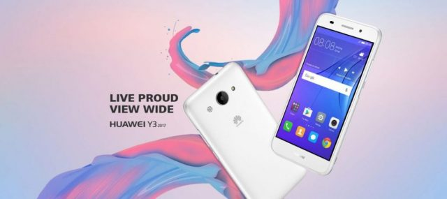 Huawei Y3 2017 Android 6.0 EMUI 4.1 Official Firmware Flash Files